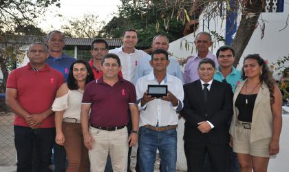 PREFEITURA INAUGURA OBRAS NA REGIÃO