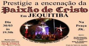 TEATRO DA PAIXÃO DE CRISTO.