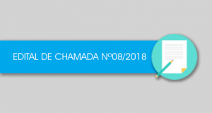 EDITAL DE CHAMADA Nº008/2018