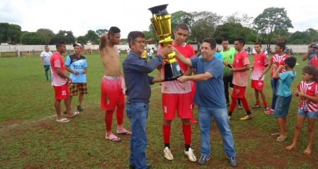 Equipes se preparam em busca do título no 31º Campeonato Municipal de Futebol de Jequitibá