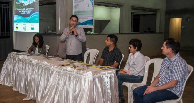 Projeto Hidroambiental da UTE Peixe Bravo é apresentado em seminário