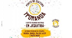 Ponto de Cultura Yporanga: brincadeiras e atrações culturais gratuitas em Jequitibá