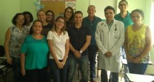 Secretaria Municipal de Saúde recebe novos médicos