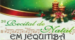3º Recital de Natal de Jequitibá