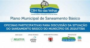 Oficinas vão discutir Plano Municipal de Saneamento Básico de Jequitibá