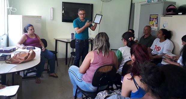 Agentes Comunitários de Saúde passam a contar com tablets para agilizar o trabalho
