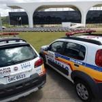 Jequitibá recebe mais uma viatura policial por meio de emenda parlamentar