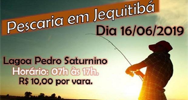 Portaria autoriza pesca na Lagoa Pedro Saturnino no dia 16 de junho