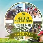 Confira a programação da Festa do Produtor Rural de Jequitibá 2019
