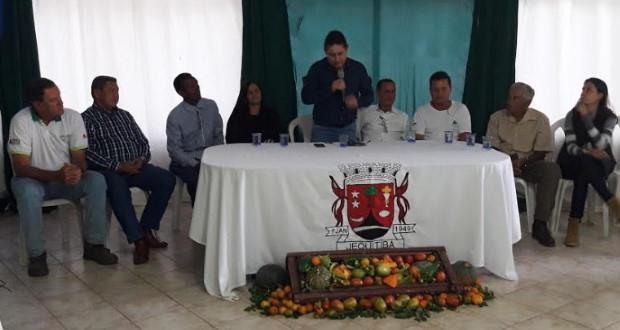 Festa do Produtor Rural foi sucesso em Jequitibá