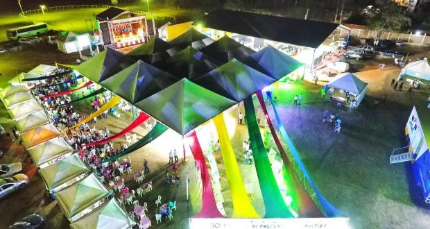 Confira a programação completa do 31º Festival de Folclore, de 13 a 15 de setembro