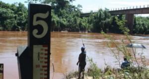 Aplicativo é usado como alerta em caso de inundações em Jequitibá