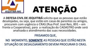 Atenção !!