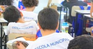 Aulas nas escolas municipais de Jequitibá terão início dia 17 de fevereiro