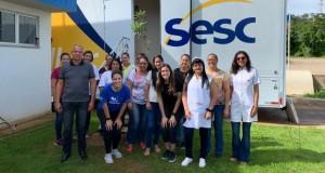 Prefeitura promove Saúde da Mulher em parceria com o Sesc