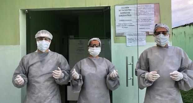 Sem casos positivos de coronavírus, Secretaria de Saúde de Jequitibá investiga cinco suspeitas